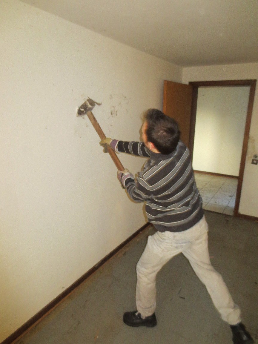 vera christophs baublog not so demolition derby 2012. Black Bedroom Furniture Sets. Home Design Ideas