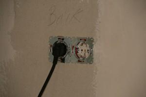 Yay, der erste eigene Stromverbrauch