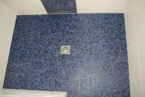 Mosaik im Badezimmer