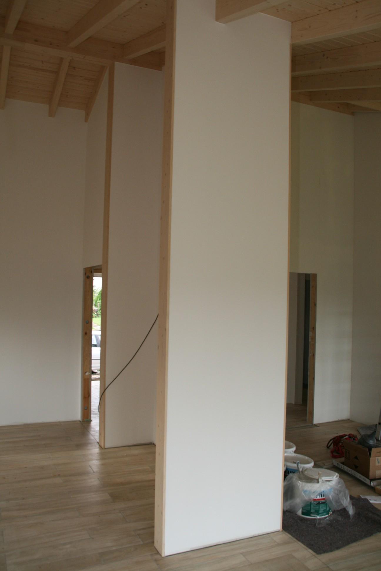 Vera & Christophs Baublog » Fußböden und Wandfarben