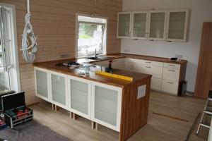 Unsere Küche - fast fertig