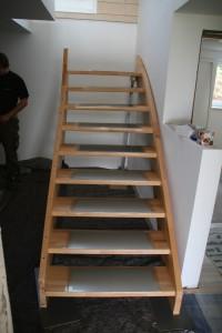 Es führt eine Treppe nach Nirgendwo